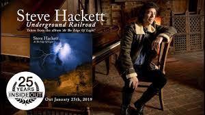 <b>STEVE HACKETT</b> - Underground Railroad (Album Track) - YouTube