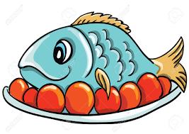 """Résultat de recherche d'images pour """"clipart plats poisson"""""""