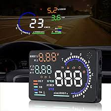color tree A8 HUD Head up Display for Car with OBDII ... - Amazon.com