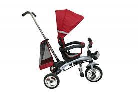 <b>Велосипед 3х колесный</b> X3 AIR / red: характеристики, купить в ...