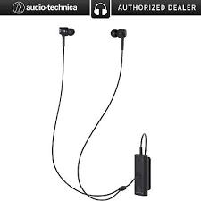 <b>Audio</b>-<b>Technica ATH-ANC100BT</b>-<b>BK</b> Bluetooth In-Ear Noise ...