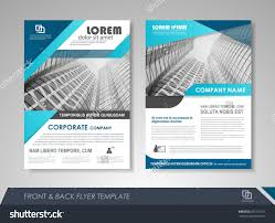 front and back page annual report brochure flyer design vector front and back page annual report brochure flyer design vector template leaflet cover presentation abstract