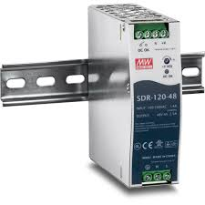 120 W <b>Single Output</b> Industrial <b>DIN</b>-<b>Rail</b> Power Supply - TRENDnet ...