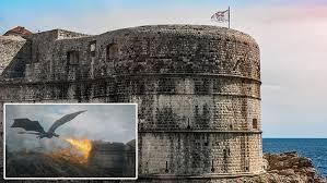 <b>Game of Thrones</b> filming location <b>Walls</b> Of Dubrovnik