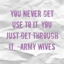 Army Wife Quotes on Pinterest | Army Girlfriend Quotes, Army Wife ... via Relatably.com