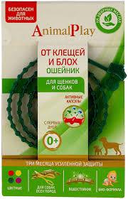 <b>Animal Play ошейник</b> от блох и клещей репеллентный для собак ...