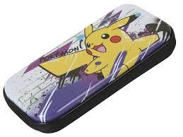<b>Чехол Hori Premium</b> Vault Case Pikachu NSW 163U - Чижик