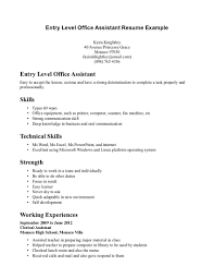 entry level administrative assistant resume sample best business college medical resume experience resumes resume example entry entry level administrative assistant resume sample 6234