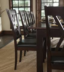 11 Piece Dining Room Set Montreal 11 Piece 60x38 Extension Dining Room Set In Rich Cognac