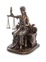 "<b>Статуэтка</b> ""<b>Фемида</b> - богиня правосудия"" <b>Veronese</b> 13272888 в ..."