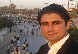 Wali Khan Babur On January 13, 2011, Wali Khan Babar, a 28-year-old correspondent forGeo TV, was driving home after covering another day of gang violence in ... - Wali-Khan-Babur