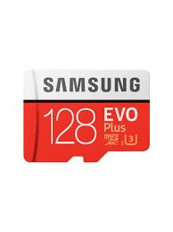 <b>Карта памяти</b> microSDXC EVO Plus, <b>128</b> ГБ (MB-<b>MC128GA</b>/RU ...