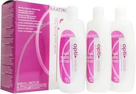 Matrix Opti Wave <b>лосьон для завивки натуральных</b> волос 3*250мл ...