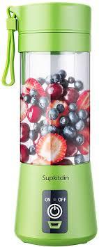 Supkitdin Portable Blender, Personal Mixer Fruit ... - Amazon.com
