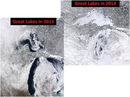 The Great Lake's Massive Ice <b>Cap</b> Could Bring a <b>Cooler Summer</b> ...
