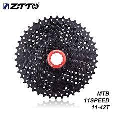 mtb mountain freewheel bike bicycle 11 speeds 11 42t teeth crankset cycling flywheel