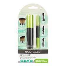<b>EcoTools Refresh In 5</b> Multitasking Brush Kit | Brush kit, Ecotools ...