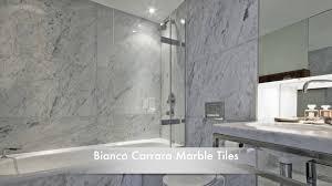 bathroom tile marble bathroom tile ideas white carrara marble tiles and calacatta gold marb