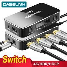 Выгодная цена на audio <b>hdmi splitter</b> — суперскидки на audio ...