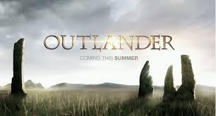 Resultado de imagen de outlander tv series logo