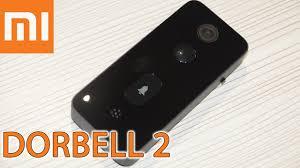 Умный <b>дверной звонок Xiaomi</b> Mijia smart doorbell 2 ...