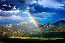 Resultado de imagem para arco-iris tumblr
