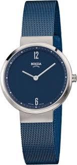 <b>Наручные часы Boccia</b> Titanium — купить на официальном сайте ...
