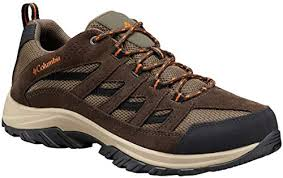 Columbia Men's Crestwood Waterproof Hiking Boot ... - Amazon.com