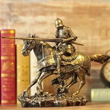 Интернет-магазин Ретро римский солдат Рыцари статуя ...