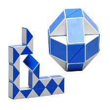 3D Puzzle Novelty <b>Toys</b> Magic Cube <b>Educational</b> Brain Teaser IQ ...