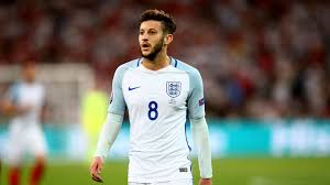 Image result for lallana in england 2016
