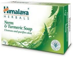 Himalaya <b>Neem</b> and <b>Turmeric</b> Soap, 75 g: Amazon.co.uk: Beauty