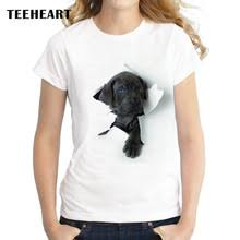 TEEHEART, новая модная брендовая Милая Черная <b>футболка</b> с ...