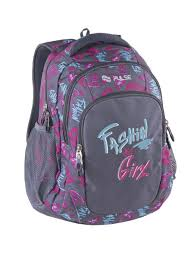 "<b>Рюкзак</b> ""<b>TEENS FASHION</b> GIRL"" <b>Pulse</b> 8580706 в интернет ..."