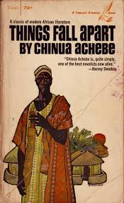 reviews essays jumel terrace books the title for chinua achebe s first novel things fall apart is taken from william butrler yeats poem the second coming and the title for his second