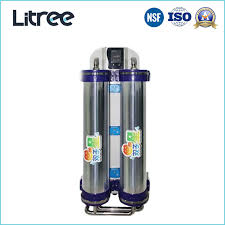 China 4000L/Hr Automatic <b>Stainless Steel</b> UF Water Filter System ...