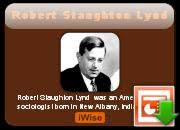 Robert Staughton Lynd's quotes, famous and not much - QuotationOf ... via Relatably.com