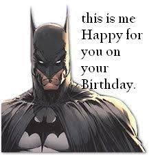 I WANT THIS AS A BIRTHDAY CARD!!! He looks so enthused. | Hero ... via Relatably.com