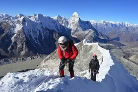 Island Peak Climbing via Everest <b>Base</b> Camp Trek | <b>Spring</b>/<b>Autumn</b> ...