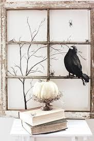 love halloween window decor:  craftberrybbushbvignettejpg