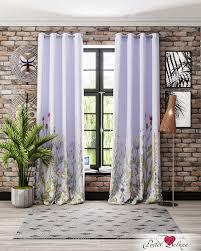 Классические шторы florensi цвет: сирень <b>томдом</b> из портьерной ...