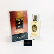 <b>Mona Lisa</b> by <b>Eclectic Collections</b> (New in Box) 100ml Eau De ...