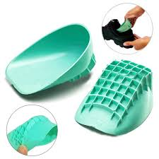 <b>Mayitr 1 Pair</b> Pro Heel Support Cup Spur Pad Insoles Plantar