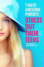 top 25 ideas about school montessori retelling and 7 ways awesome parents stress out their teens