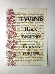 Twin Sister Quotes on Pinterest | Twin Quotes, Sister Quotes and ... via Relatably.com