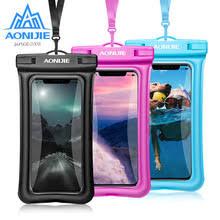 AONIJIE Floatable водонепроницаемый <b>чехол</b> для <b>телефона</b> ТПУ ...