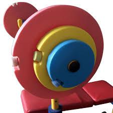 Детская <b>скамья для жима DFC</b> VT-2400 – цены, купить ...