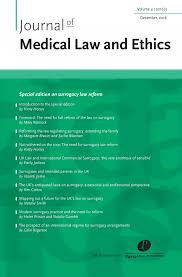 tijdschrift journal of medical law and ethics jmle
