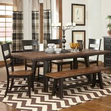 board dining table high intended