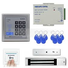 2019 <b>DIYSECUR Door Access Control</b> Security System Kit + 280Kg ...